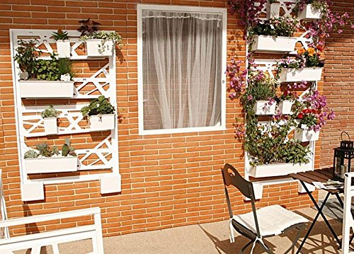orto verticale per balcone