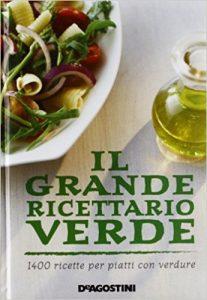 ricettario di cucina vegetariana