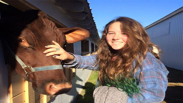 Hannah Rousey, la studentessa americana che rifiuta la borsa di studio offerta da nestlè