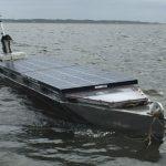 Solar Voyager, la prima barca a energia solare