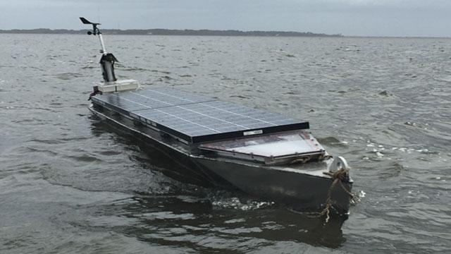 solar voyager la prima barca fotovoltaica che attraversa l'Atlantico