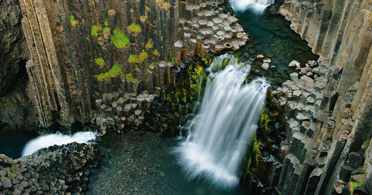 Le 10 cascate più spettacolari dell'isola