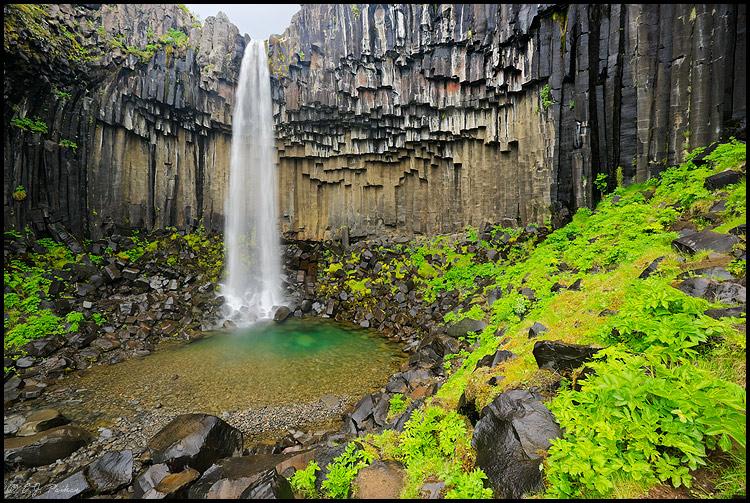 Le 10 cascate più belle dell'islanda