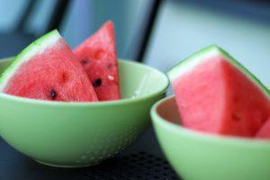 anguria frutta di stagione di agosto