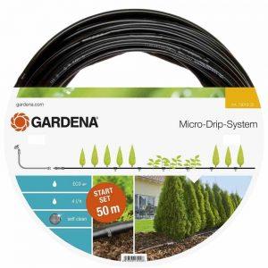 gardena set per piante da siepe