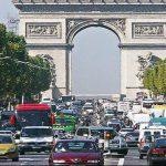 Parigi: nuove misure antismog per gli automobilisti