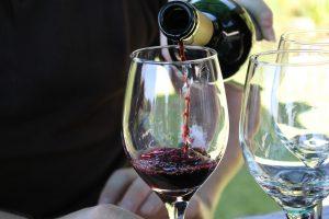 vino rosso come fertilizzante naturale per orto