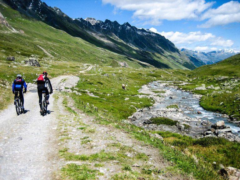 cicloturismo, la ciclabile delle dolomiti