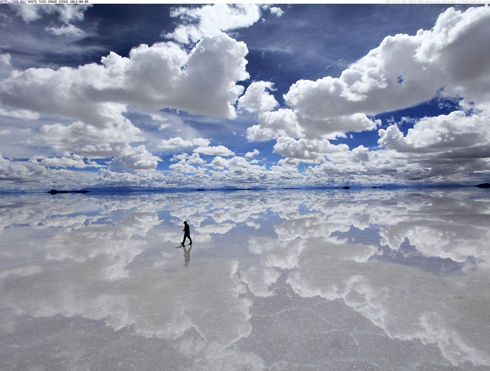 deserto del sale bolivia, 10 fenomeni naturali più belli del mondo