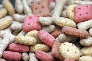 biscotti per cani integrali