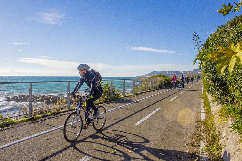 cicloturismo ciclabile ligure