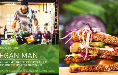 Vegan Man è un altleta vegano