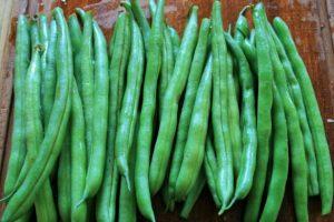 fagiolini verdure di stagione settembre