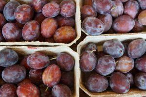 susine frutta di stagione settembre