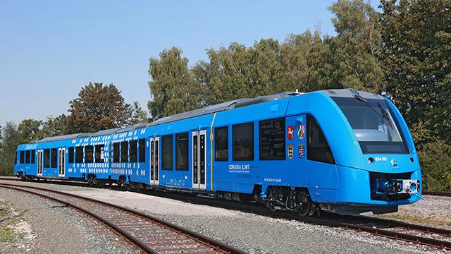 treno a idrogeno dalla germania