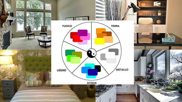 Feng shui 10 modi per stare bene in casa e in ufficio for Feng shui arredamento
