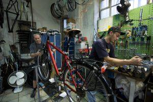 riparare biciclette: in svezia nuovi incentivi fiscali
