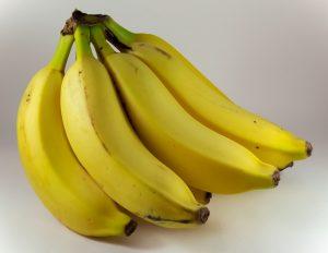 banane frutta di stagione ottobre
