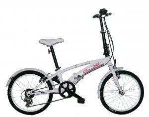 bici pieghevole modello urban bike in offerta