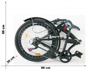 bici pieghevole girardengo in offerta