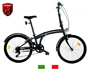 bici pieghevole Girardengo