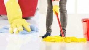detersivo fai da te per pavimenti fatto in casa