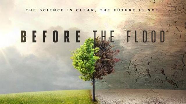 before the food cambiamento climatico film di leonardo dicaprio