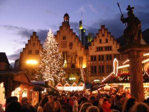 francoforte mercatino di Natale