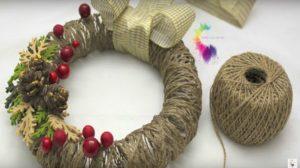 Decorazioni Natalizie Fai Da Te Semplici.10 Decorazioni Natalizie Per L Albero Di Natale Fai Da Te