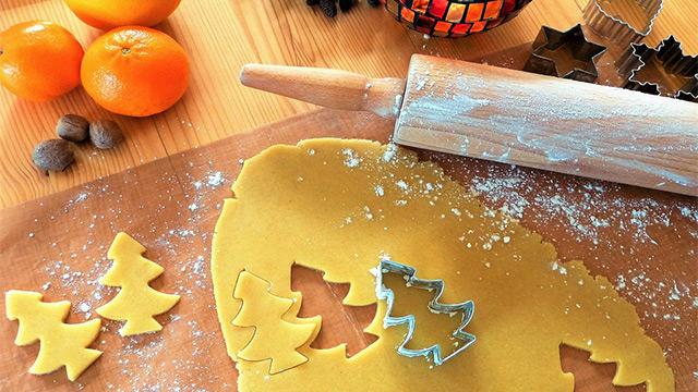 10 biscotti natalizi buoni e facili da preparare