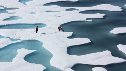 permafrost se si scioglie catastrofe