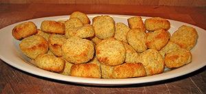biscotti natalizi alle nocciole