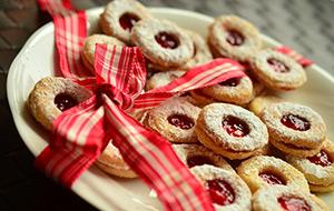 biscotti natalizi di linz