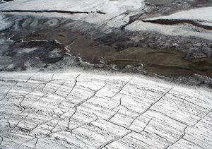permafrost si scioglie