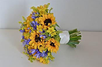 bouquet da sposa giallo web 16