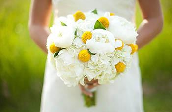 Fiori Gialli Matrimonio.Bouquet Da Sposa Giallo 20 Idee Per Il Matrimonio Estivo