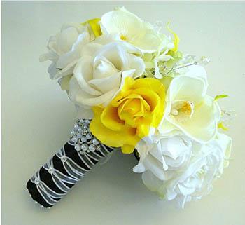 bouquet sposa giallo web 20