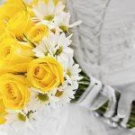 Bouquet da sposa giallo: 20 idee per il matrimonio estivo!
