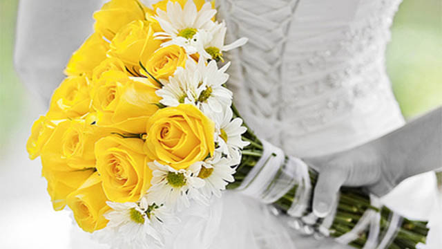 bouquet sposa giallo 20 idee