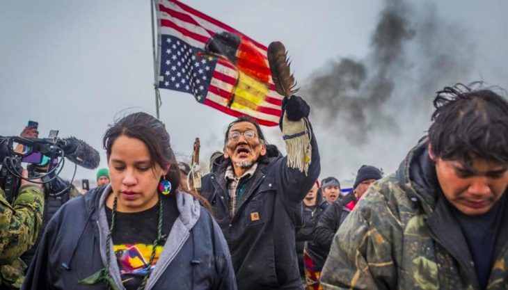 Marcia dei Sioux su Washington