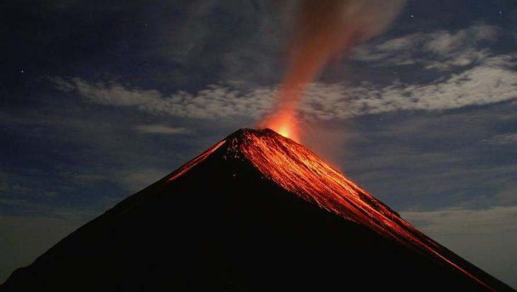 La vita è nata nei vulcani