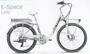 bici elettrica atala da donna