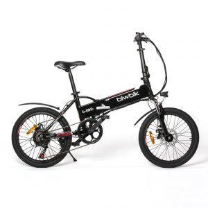 Biwbik bici elettrica pieghevole