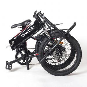 bici elettrica pieghevole chiusa di alta qualità