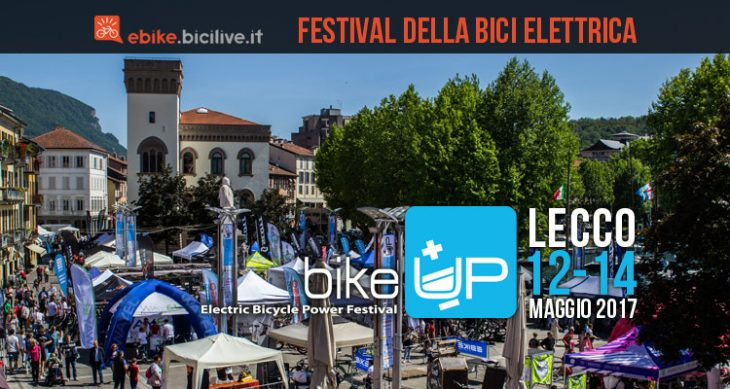bike up festival bici elettriche maggio 2017