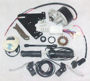 kit di conversione per bici elettriche