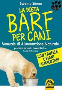 dieta barf per cani libro Swanie Simon