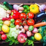 Calendario di frutta e verdura di stagione mese per mese