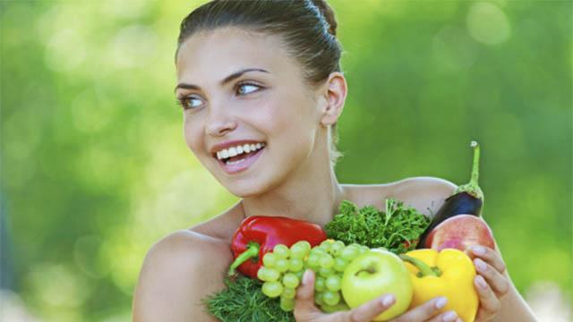 stili di vita sostenibili con piu frutta e verdura