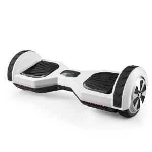 Hoverboard bianco con batteria samsung